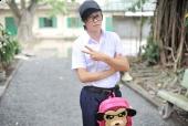 Hãng phim TBL | Hoài Linh hài hước với tạo hình học sinh